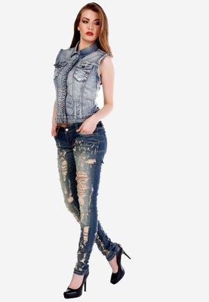 RADICAL - Slim fit jeans - blue