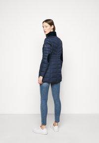 Lauren Ralph Lauren - MATTE FINISH COAT - Down coat - navy - 2