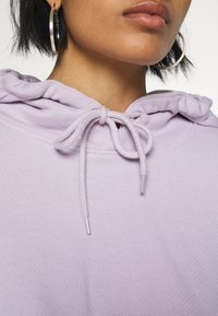 Weekday - MARCIE HOODIE - Felpa con cappuccio - lilac - 5
