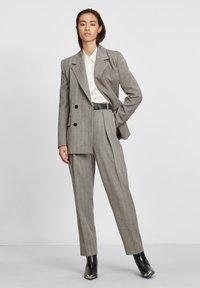 The Kooples - Trousers - grey - 1