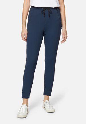 NEA - Tracksuit bottoms - navy sporty