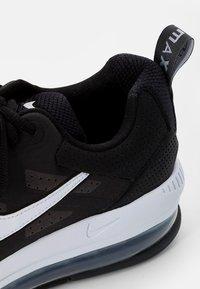 Nike Sportswear - AIR MAX GENOME - Sneakers - black/white-anthracite - 5
