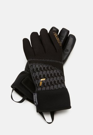 VICTORIA R-TEX® XT - Gloves - black/gold