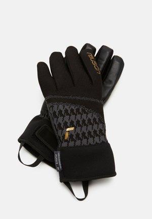 VICTORIA R-TEX® XT - Hansker - black/gold
