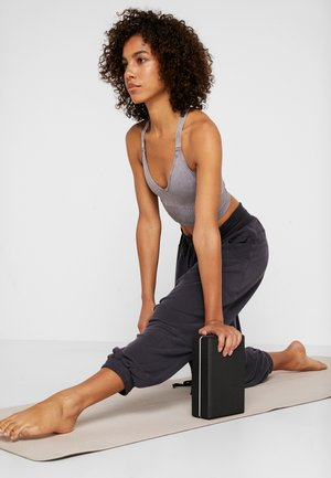 YOGA BLOCK - Fitness / Yoga - black/white