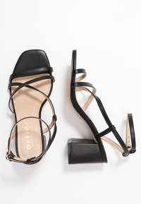Office Wide Fit - MARGATE - Sandals - black - 3