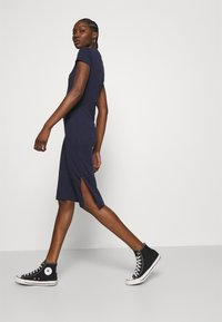 Zign - Jersey dress - dark blue - 3