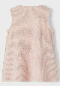 Name it - SCHLEIFE - Jersey dress - pale mauve - 1