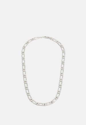 FLAT FIGARO NECKLACE - Ketting - silver-coloured
