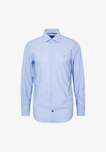 DOBBY DESIGN CLASSIC - Camisa elegante - blue