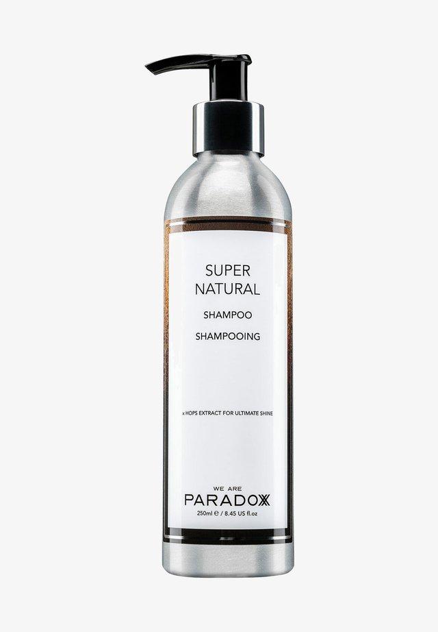 WE ARE PARADOXX SUPER NATURAL SHAMPOO - Shampoo - -