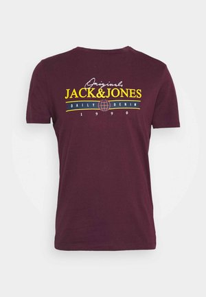 JORDORM TEE CREW NECK - Print T-shirt - fig