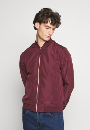 JORCLUBING - Bomber Jacket - port royale