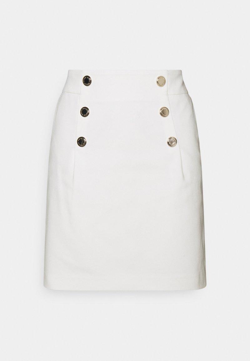 Morgan - JIPLI - Mini skirt - off white