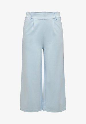 HOSE CULOTTE - Broek - cashmere blue