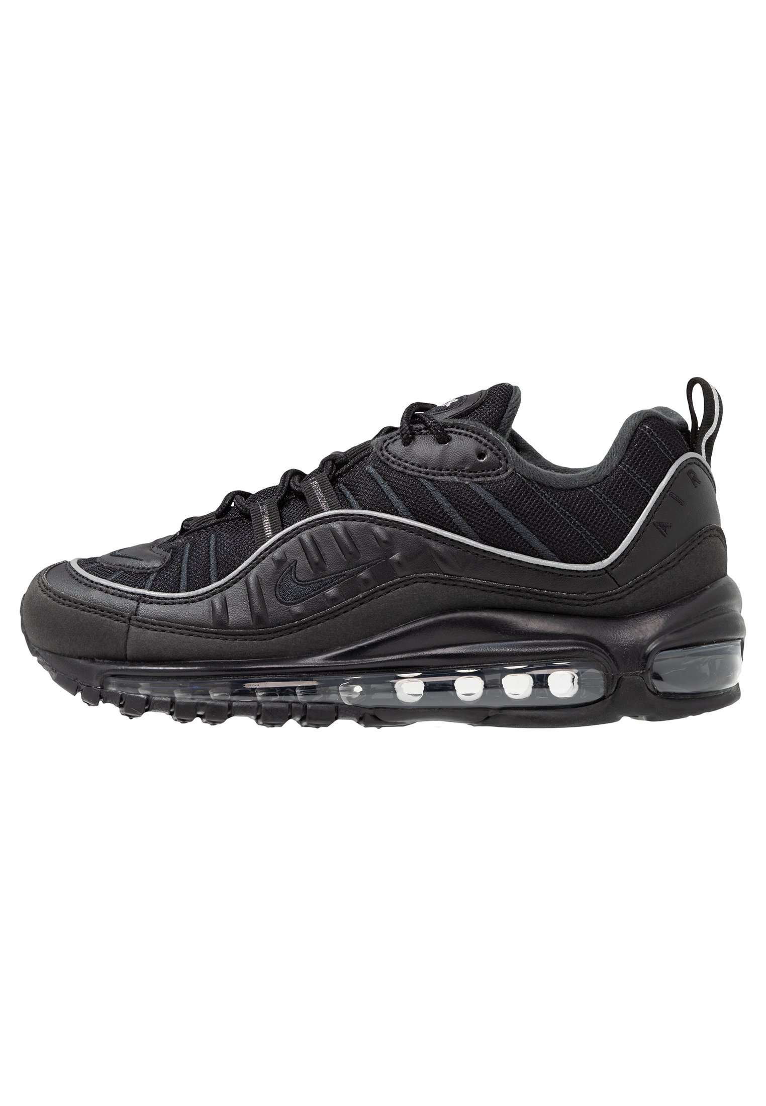 AIR MAX 98 - Sneakers laag - black/off noir