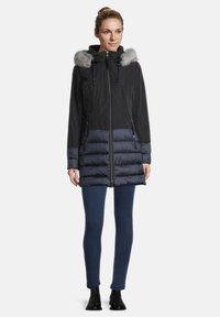 Amber & June - MET PLUCHE - Winter jacket - india ink - 1