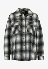 America Today - Button-down blouse - black/white - 1