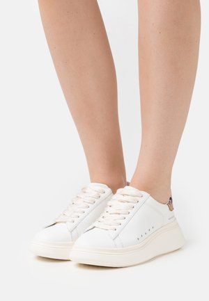DOUBLE GALLERY - Sneakers laag - softy pink