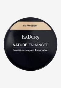 IsaDora - NATURE ENHANCED FLAWLESS COMPACT FOUNDATION - Foundation - porcelain - 3