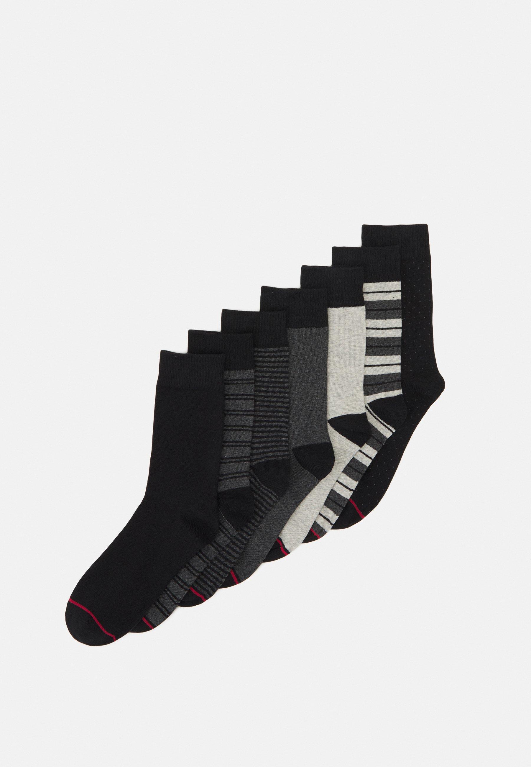 Men JACKIMO SOCK 7 PACK - Socks