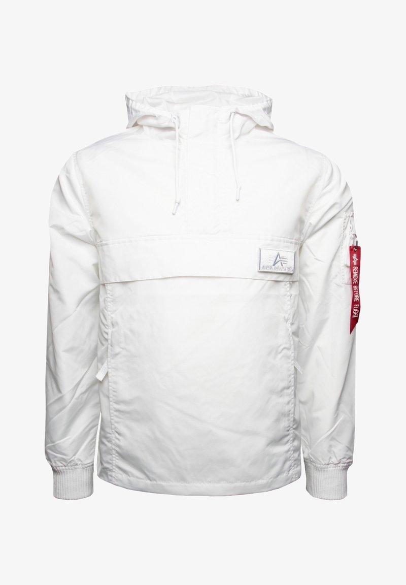 Alpha Industries - Windbreaker - white