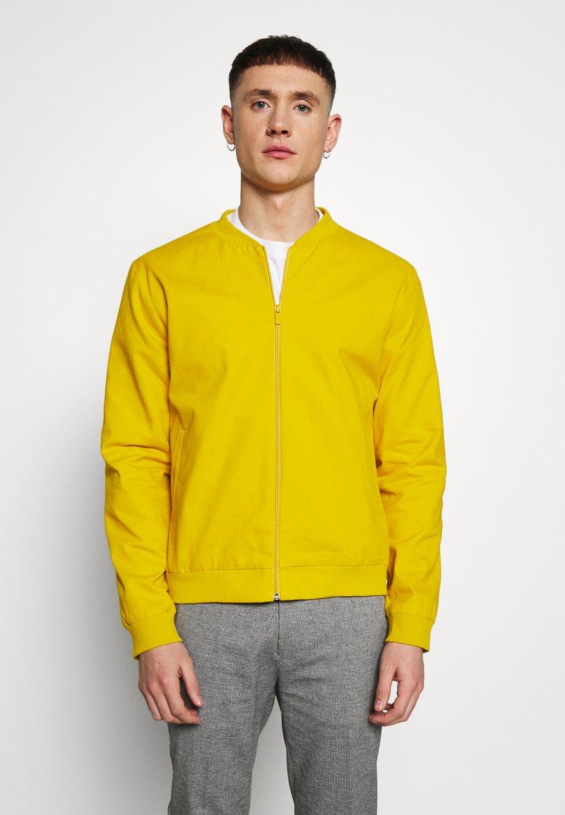New Look - LIGHTWEIGHT                - Blouson Bomber - mustard