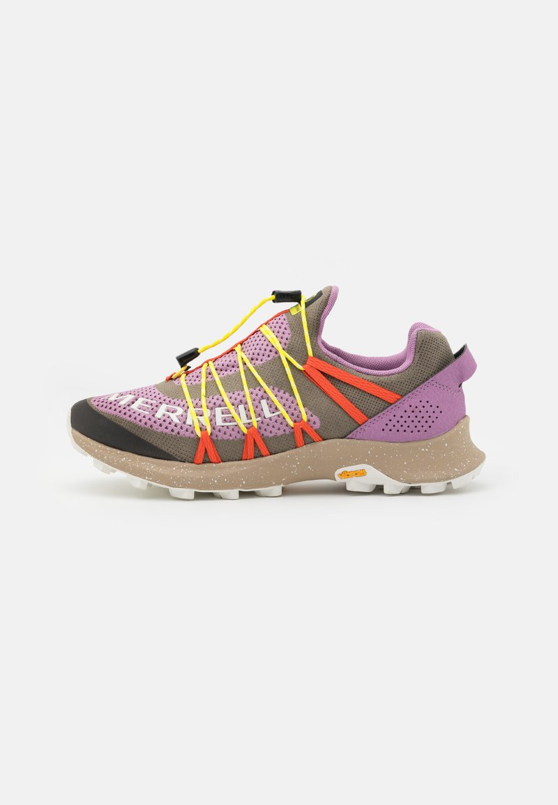Merrell - LONG SKY SEWN - Běžecké boty do terénu - brindle
