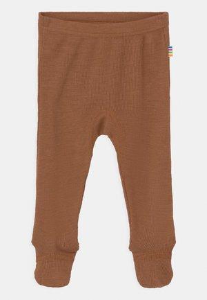 UNISEX - Leggings - Trousers - dark copper