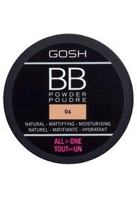 Gosh Copenhagen - BB POWDER - BB cream - 06 warm beige - 2