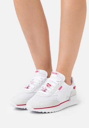 FUTURE RIDER GALENTINES  - Trainers - white/virtual pink