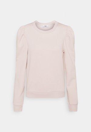 ONLANNE PUFF SLEEVE  - Sweatshirt - pumice stone