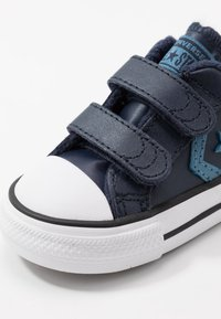 Converse - STAR PLAYER - Sneakers - obsidian/aegean storm/white - 2