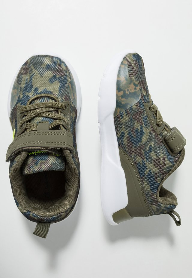 LEGACY LOW CUT SHOE RAMBO  - Scarpe da fitness - khaki