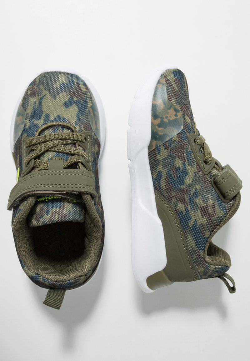 Champion - LEGACY LOW CUT SHOE RAMBO  - Sports shoes - khaki