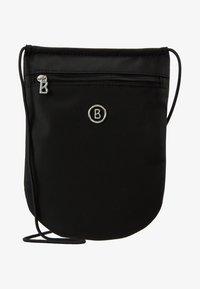 Bogner - VERBIER NECKPOUCH  - Across body bag - black - 6