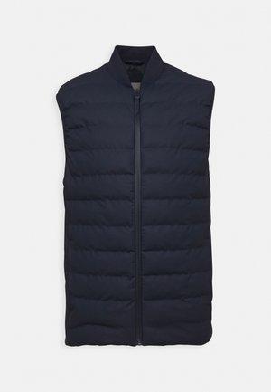 UNISEX TREKKER VEST - Waistcoat - blue