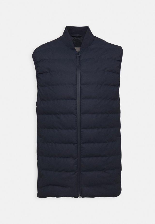 TREKKER VEST UNISEX - Waistcoat - blue