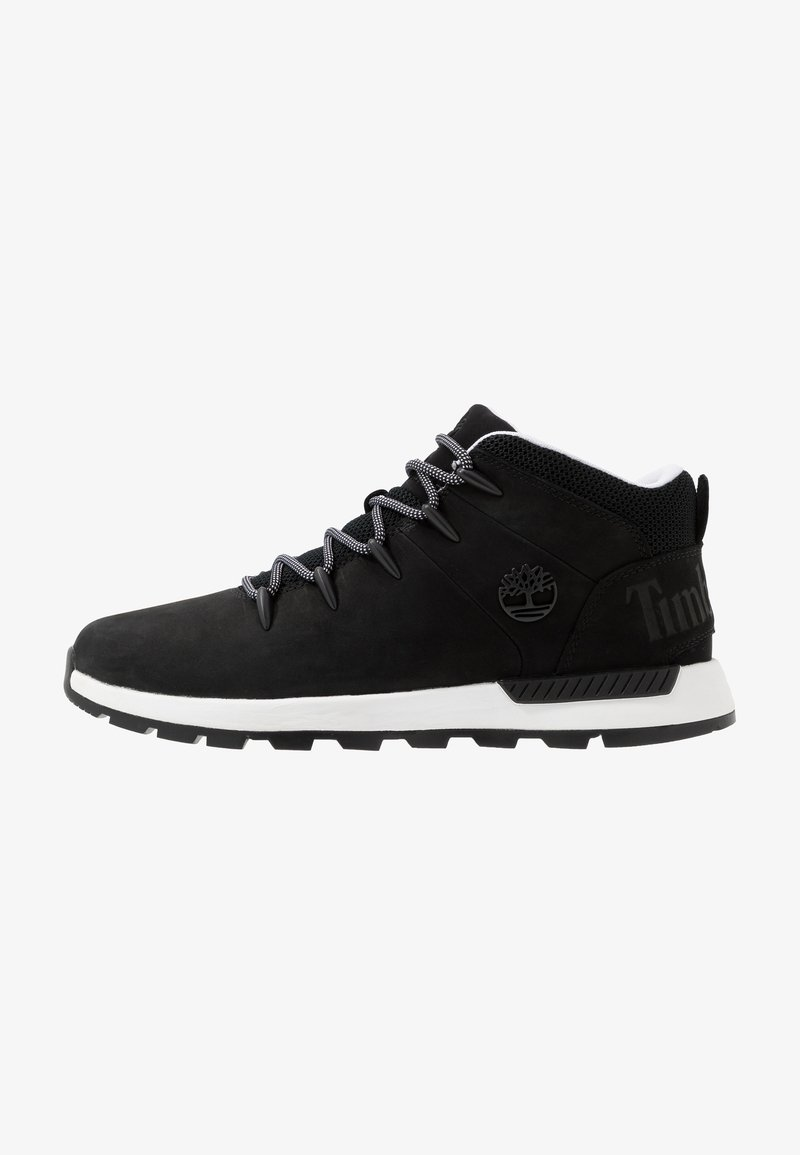 Timberland - SPRINT TREKKER - Sneaker high - black