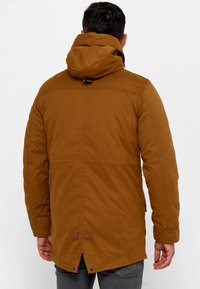 INDICODE JEANS - Parka - rubber - 2