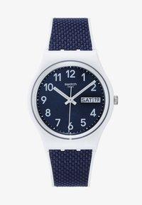 Swatch - NAVY LIGHT - Montre - blau - 0