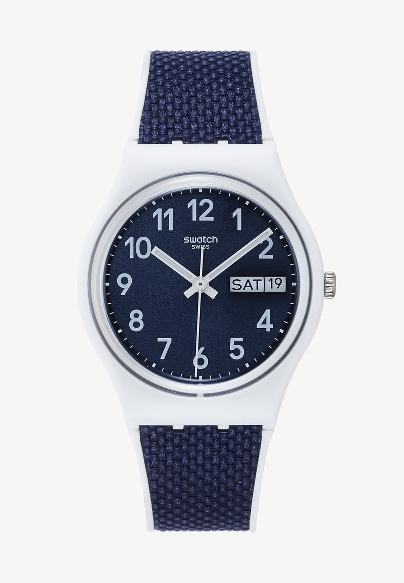 Swatch - NAVY LIGHT - Montre - blau