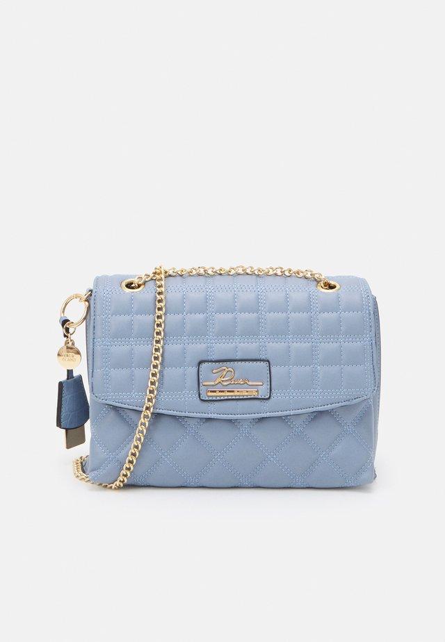 Schoudertas - blue