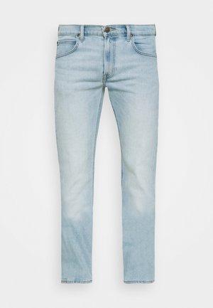 DAREN ZIP FLY - Jeans straight leg - bleached dale