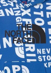 The North Face - DREW PEAK HOODIE UNISEX - Hoodie - hero blue - 2