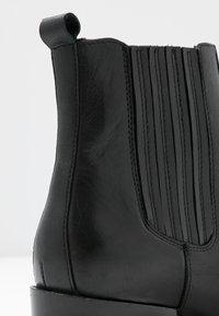 Pavement - SAGE - Bottines - black - 2