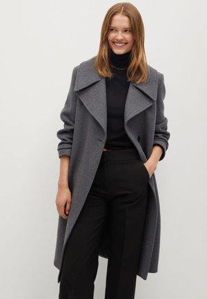INES-I - Zimní kabát - grau