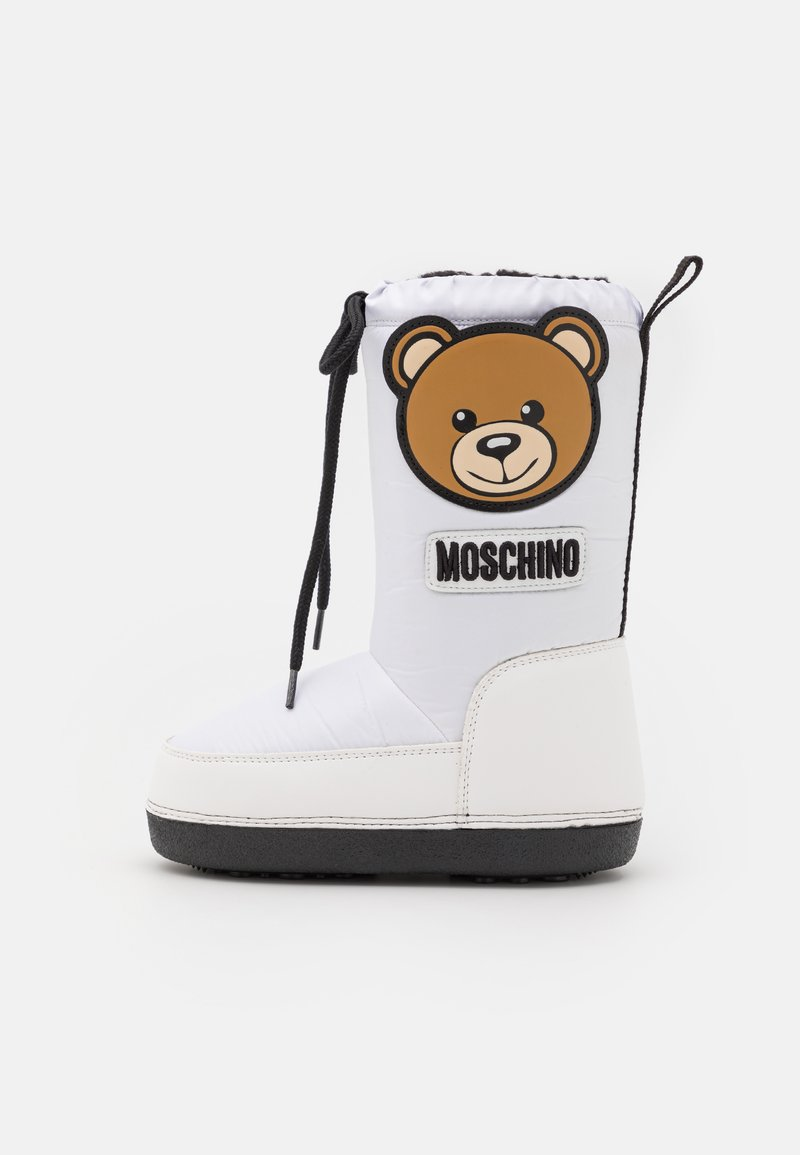 MOSCHINO - Boots - white