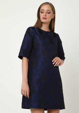 MILANA - Cocktail dress / Party dress - blau/schwarz