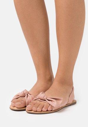 CELLE - Sandals - light pink